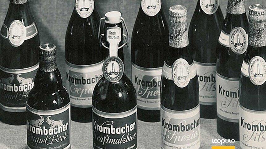 Krombacher, una de las cervezas más vendidas de Alemania – Loopulo
