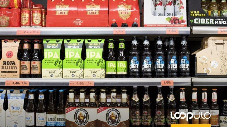 Mercadona ya cuenta con un catálogo de 28 cervezas artesanas