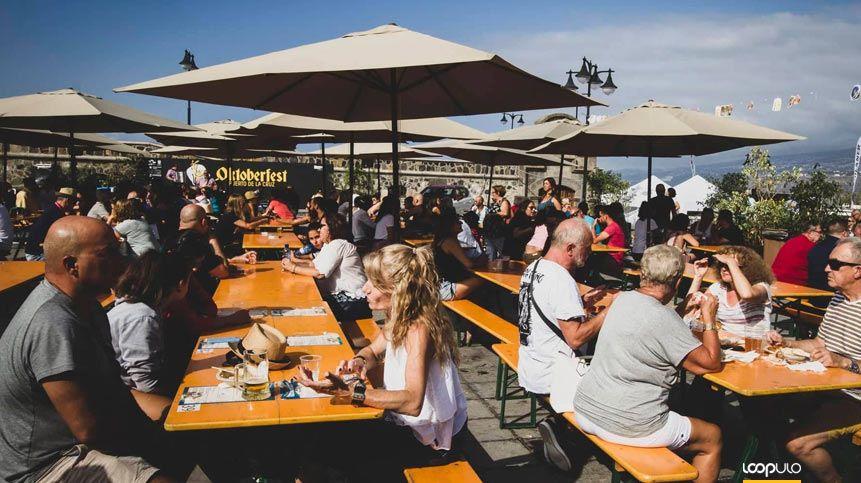 Oktoberfest Puerto de la Cruz, del 30 de agosto al 1 de septiembre – Loopulo
