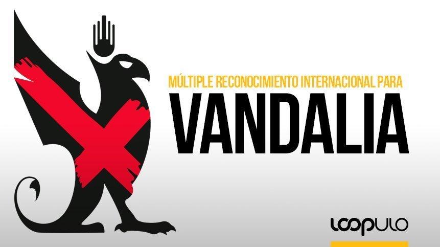 Vandalia obtiene múltiples reconocimientos internacionales