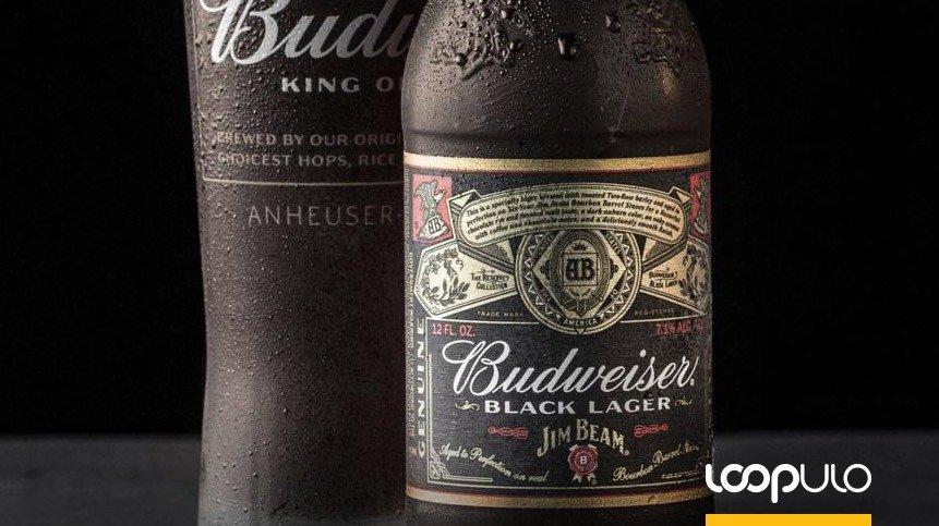 Budweiser Reserve Black Lager, la birra de AB InBev y Jim Beam