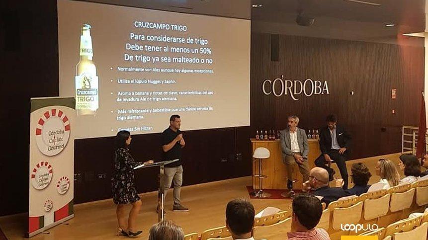 Cruzcampo patrocina la VI edición de Córdoba Califato Gourmet – Loopulo