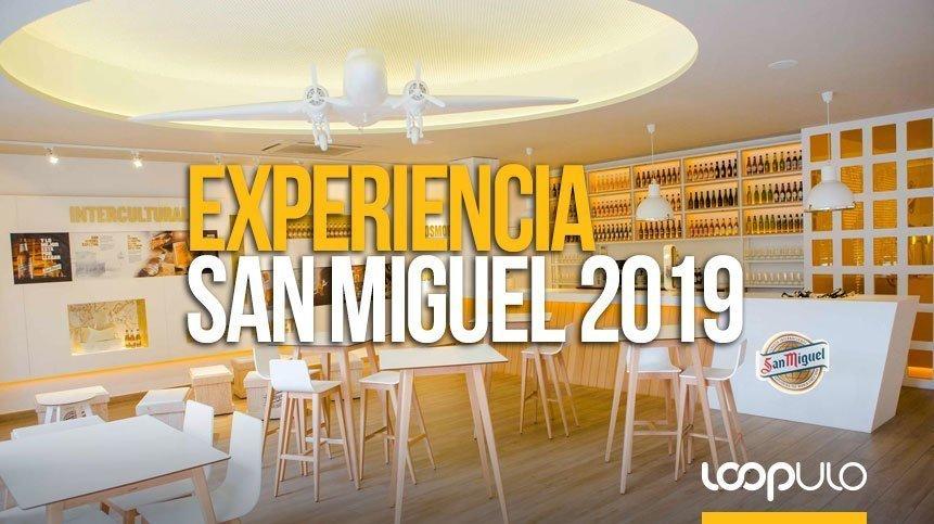 Experiencia San Miguel 2019 estará en Málaga del 18 al 21 de septiembre
