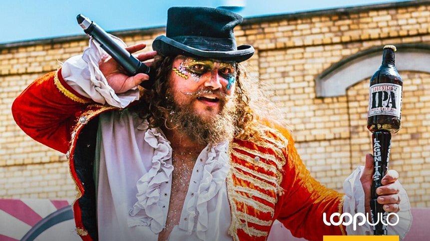 Lagunitas Beer Circus Madrid – Loopulo