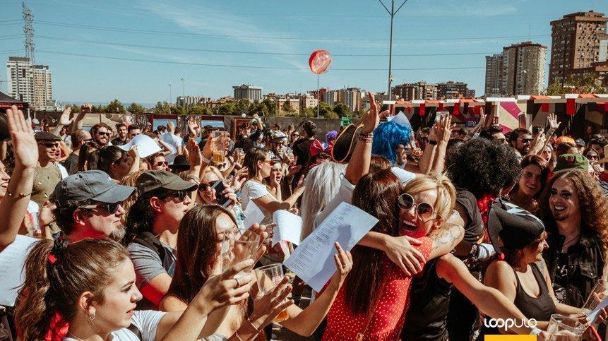 Lagunitas Beer Circus arrasa en su primera edición en Madrid – Loopulo