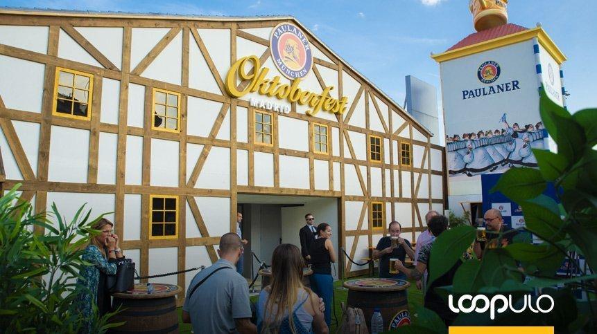 PAULANER inaugura la VI edición de Paulaner Oktoberfest Madrid – Loopulo