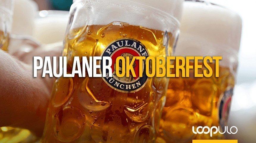 Paulaner Oktoberfest llega a Madrid con una nueva ubicación y concierto de DVICIO