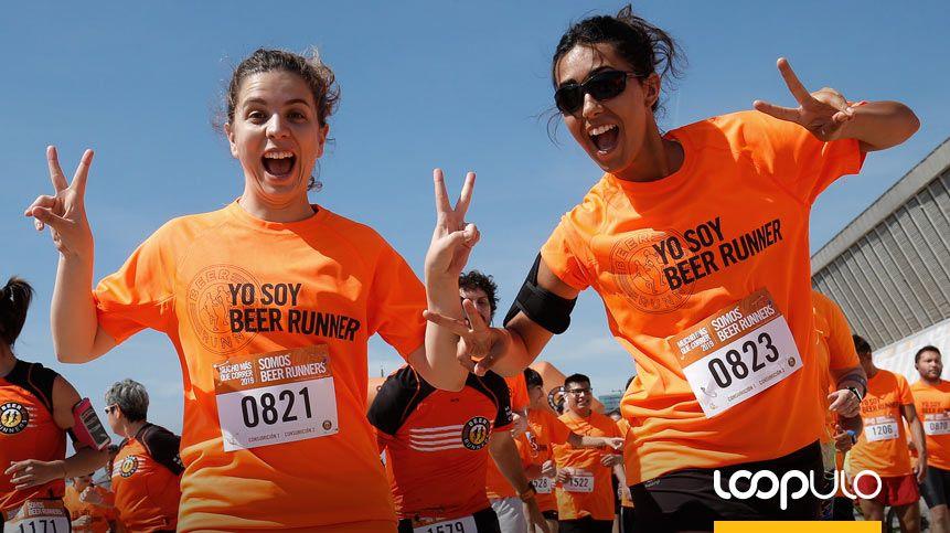 Más de 1.000 personas participaron en la carrera Beer Runners de Jaén