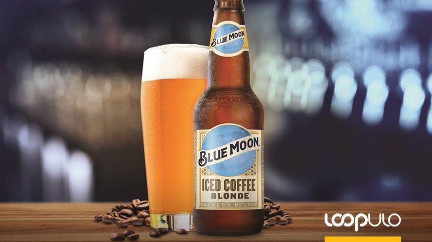 Blue Moon Iced Coffee Blonde, la nueva variedad de MolsonCoors para este otoño
