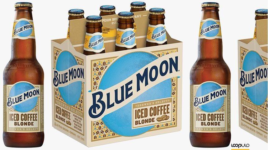 Blue Moon Iced Coffee Blonde, la nueva variedad de MolsonCoors para este otoño – Loopulo