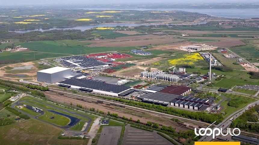 Carlsberg reduce a la mitad el uso de agua en su fábrica de Fredericia
