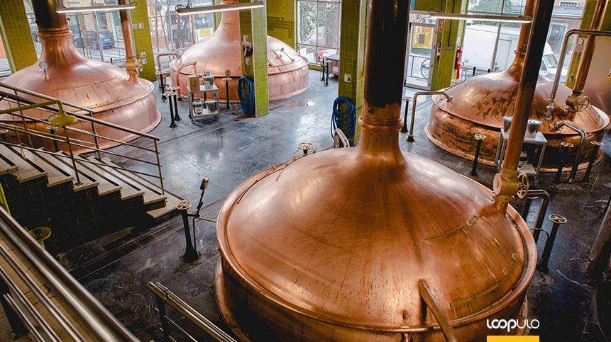 Entrevista con Alejo Girón, maestro cervecero de Cervezas Alhambra – Loopulo