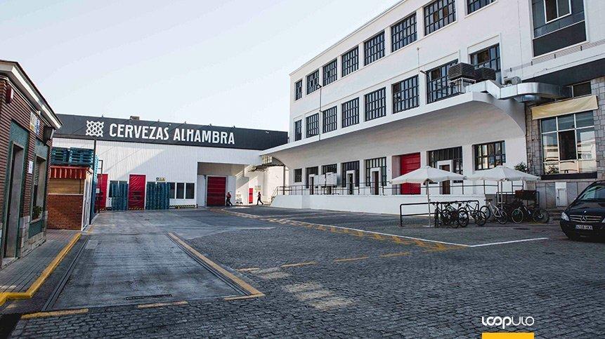 Fábrica de Cervezas Alhambra, en Granada – Loopulo