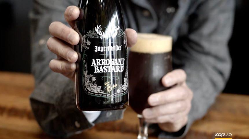 Jägermeister Arrogant Bastard Ale, la craft beer de Jägermeister – Loopulo