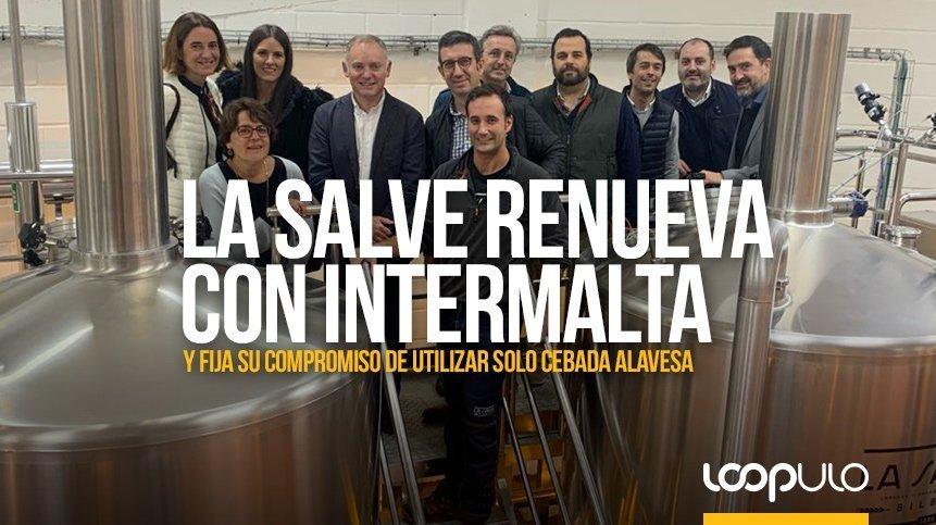 LA SALVE renueva sus acuerdos con INTERMALTA – Loopulo