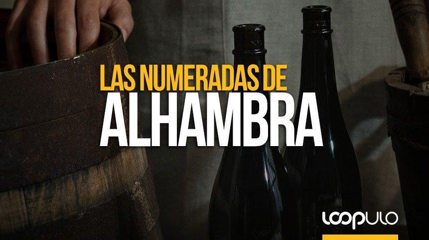 Las Numeradas de Alhambra, en barrica y con acento de Jerez – Loopulo