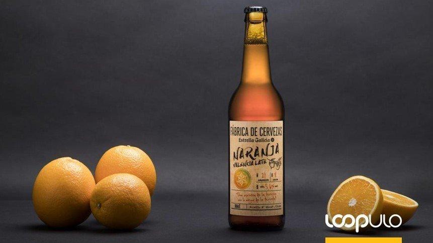 Naranjas de Valencia, las nuevas protagonistas de Fábrica de Cervezas Estrella Galicia