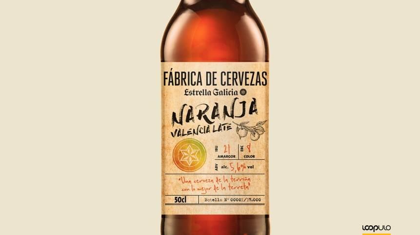 Naranjas de Valencia, las nuevas protagonistas de Fábrica de Cervezas Estrella Galicia – Loopulo