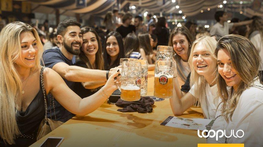 Oktoberfest Barcelona inaugura su VIII Edición con más de 10.000 personas