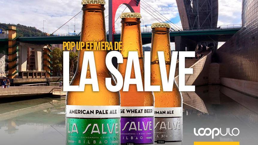 La pop up efímera de LA SALVE contó con 3.500 asistentes – Loopulo