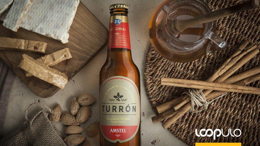 Amstel Turrón, los valencianos lanzan su cerveza de Navidad