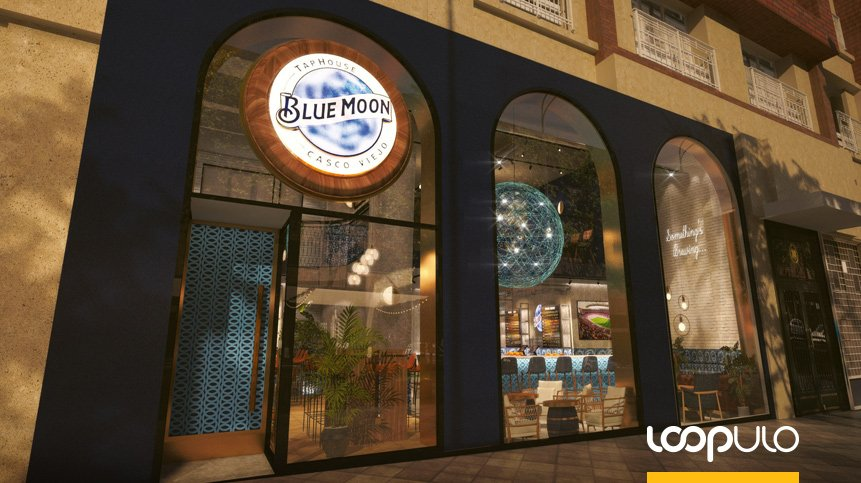 Blue Moon TapHouse, abrirá el primer local de Europa en Madrid