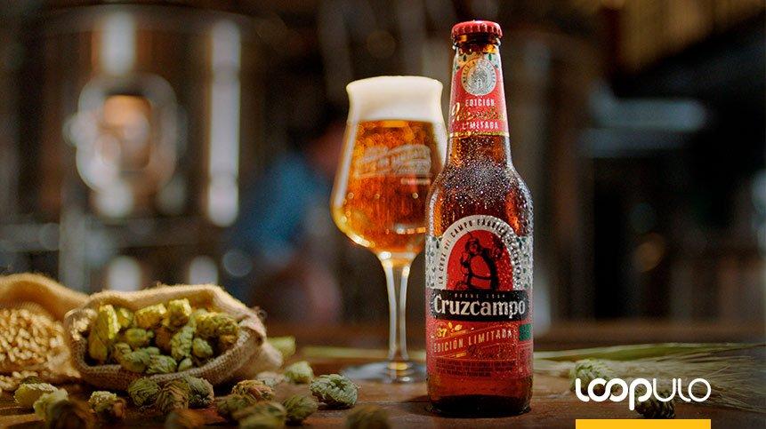 Cruzcampo Edición Limitada Navidad, vuelve la hoppy lager