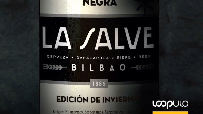 LA SALVE lanza su cerveza negra edición limitada para Navidad