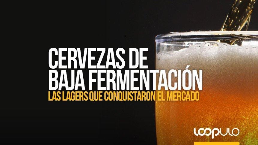 Cervezas de baja fermentación, las Lagers que conquistaron el mercado