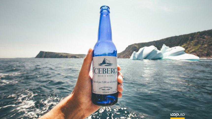 Iceberg Beer de Quidi Vidi Brewing Company – Loopulo