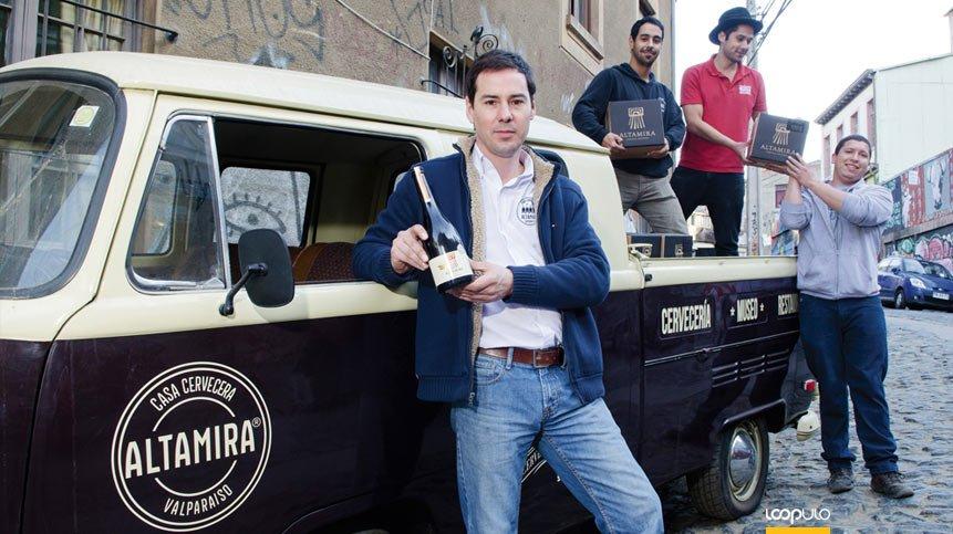 Casa Cervecera Altamira – Loopulo
