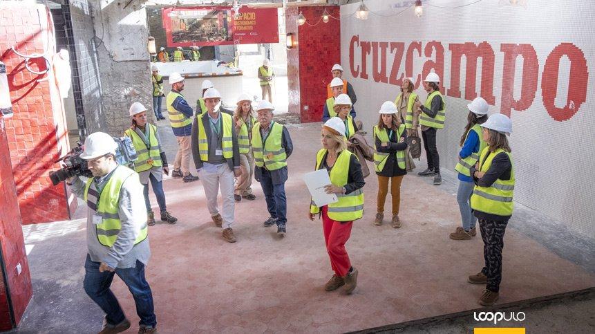Cruzcampo presenta su gran proyecto y señala mayo de 2020 para su apertura – Loopulo