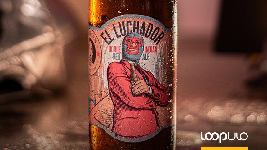 El Luchador, la nueva cerveza artesanal de Cervezas La Virgen