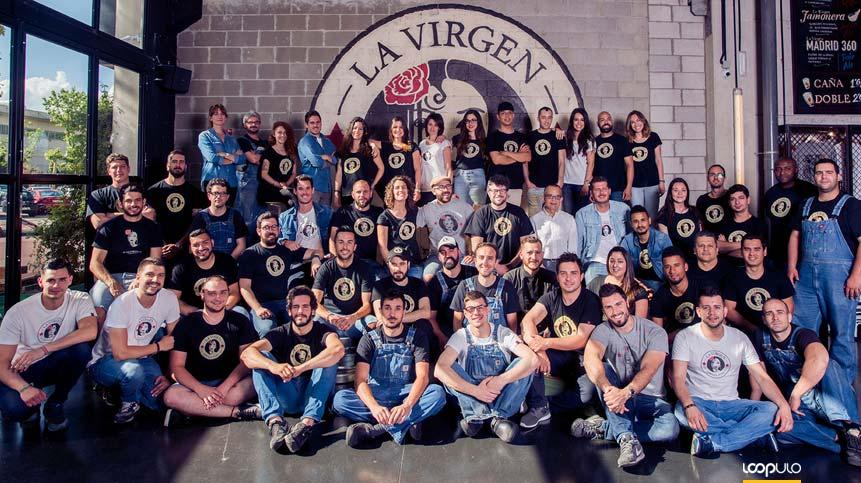 El Luchador, la nueva cerveza artesanal de Cervezas La Virgen – Loopulo