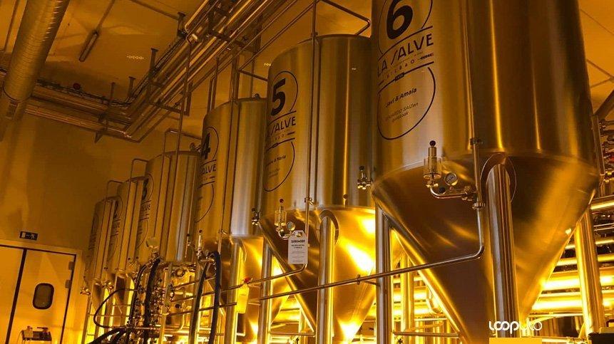 Fábrica de Cervezas La Salve Bilbao – Loopulo