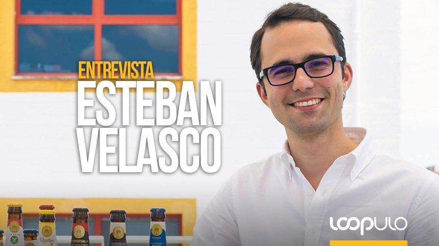 Esteban Velasco, director de Marketing de Cruzcampo – Loopulo