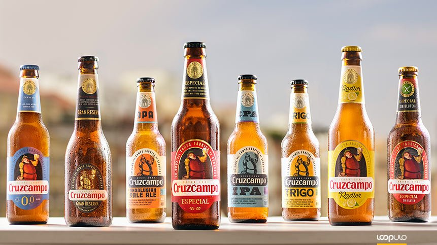 Esteban Velasco, director de Marketing de Cruzcampo – Loopulo