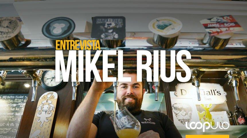 Entrevista a Mikel Rius, director de Barcelona Beer Festival – Loopulo