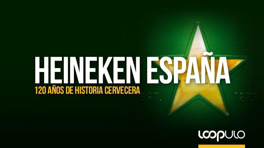 Heineken España, un grupo cervecero con más de 120 años de historia