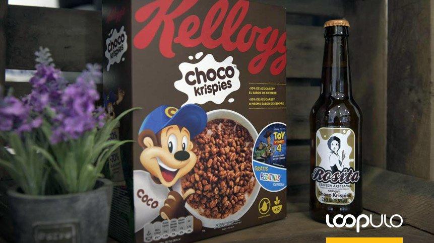 Kellogg lanza al mercado una cerveza de Choco Krispies