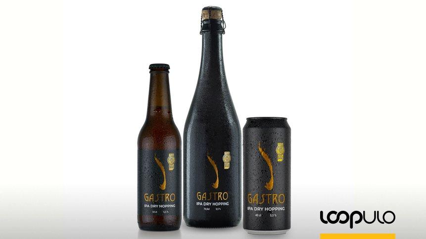 Gastro IPA se elaborará en el BrewHub de Mahou San Miguel - Loopulo