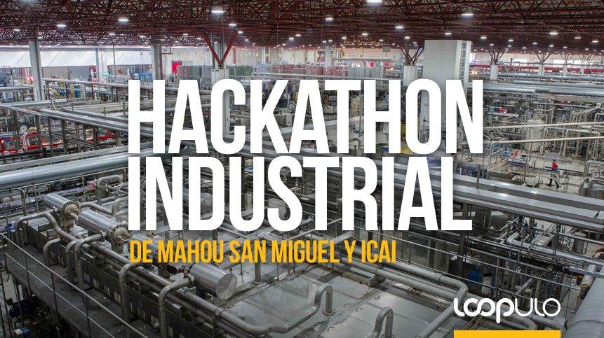 Mahou San Miguel lanza su primer Hackathon Industrial de la mano de ICAI