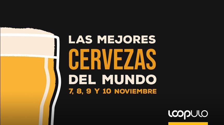 Quadernillos Craf Beer Fest se celebrará del 7 al 10 de noviembre