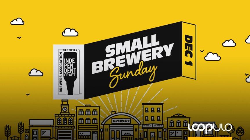 Small Brewery Sunday, un nuevo día para las pequeñas cerveceras