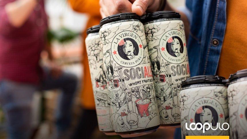 SociAle, la American Wheat Ale elaborada por 15.000 personas – Loopulo