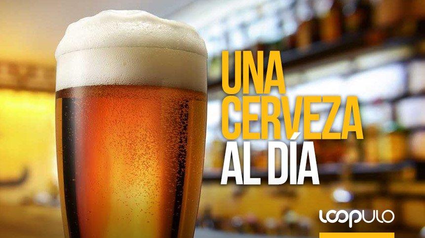 Una cerveza al día mejora el corazón y aumenta la felicidad