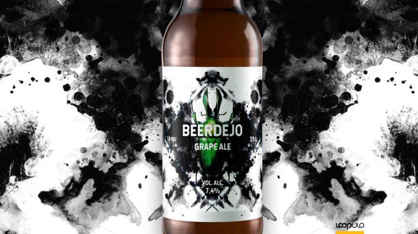 Beerdejo, la Grape Ale de la cervecera segoviana SanFrutos – Loopulo