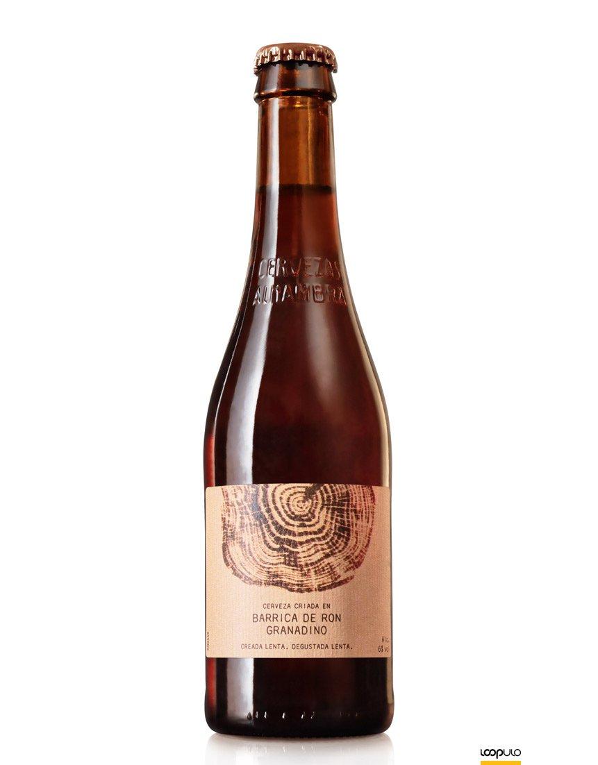 Barrica de Ron Granadino, lo nuevo de Cervezas Alhambra – Loopulo