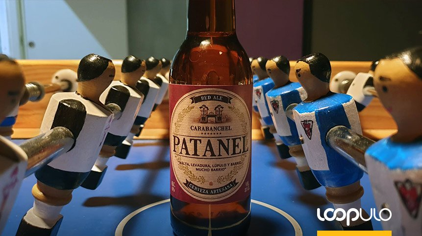 Cervezas Patanel, la cerveza pata negra de Carabanchel