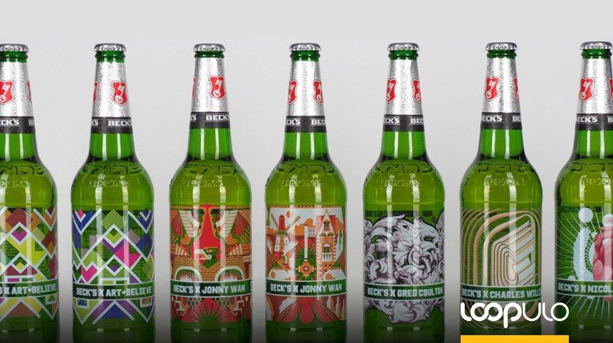 GITEC de AB InBev va a revolucionar el etiquetado de cervezas